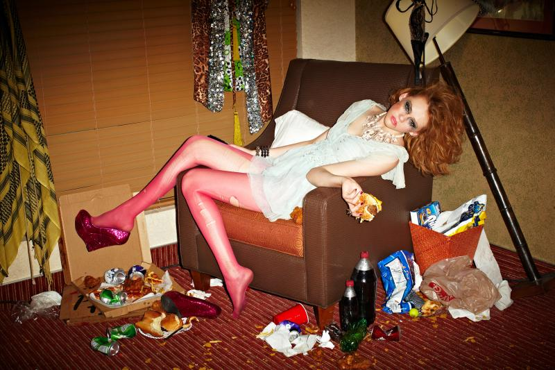 """ANTM: College Edition - Episode 7 """"The Girl Who Licks The Floor"""""""