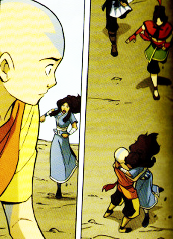 ATLA - The Promise part III