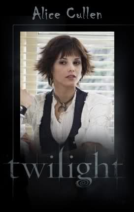 Alice Cullen,Twilight