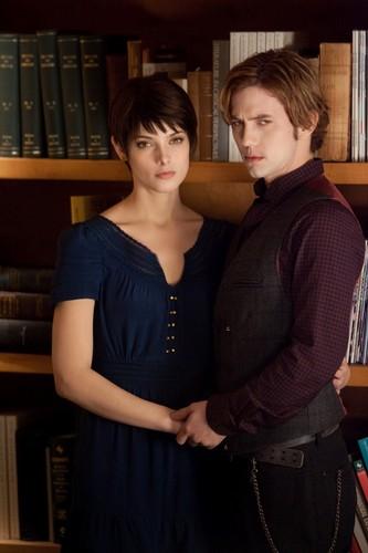 Alice & Jasper ~ Breaking Dawn part 2 (HQ)
