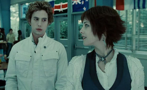 Alice and Jasper,Twilight