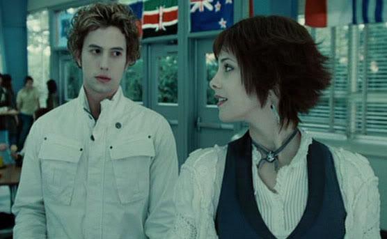 Alice and Jasper,Twilight