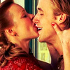 The Notebook photo with a portrait entitled Allie & Noah