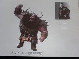 Alvin The Treacherous