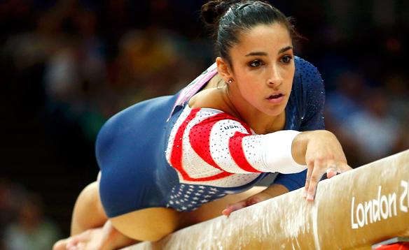 Gymnastics Aly Raisman