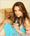 Alyssa Milano >> Healty Pet - alyssa-milano photo
