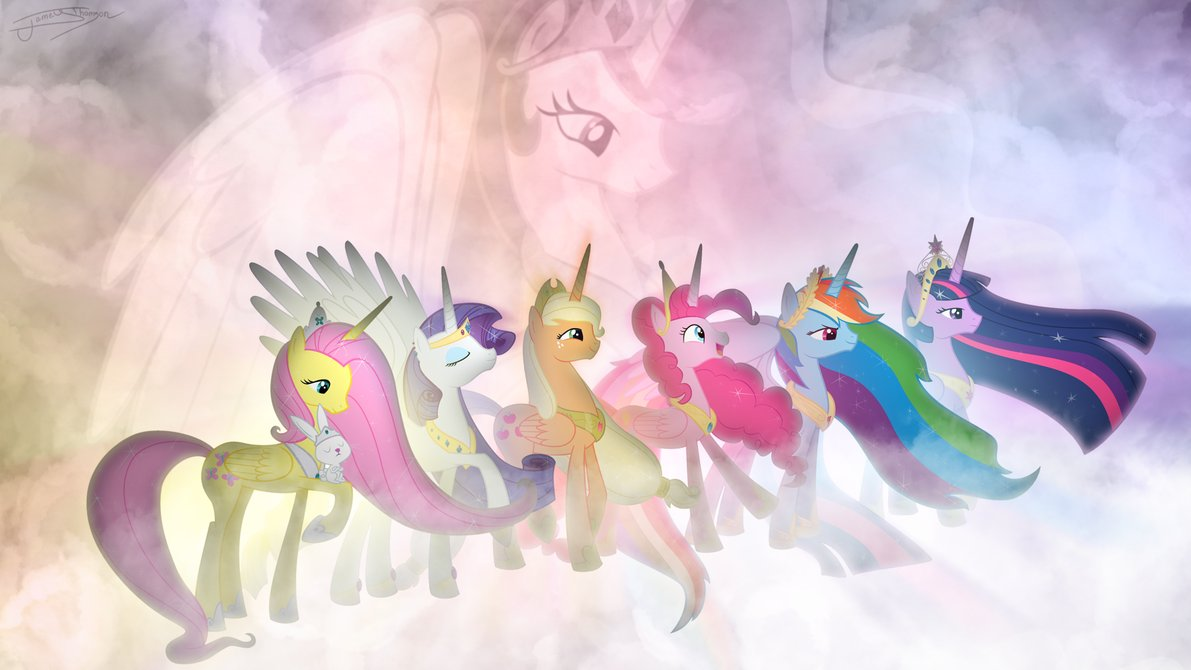 amazing wallpapers my little pony friendship is magic