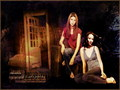 Amber & Amy - amber-benson wallpaper
