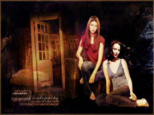 Amber & Amy