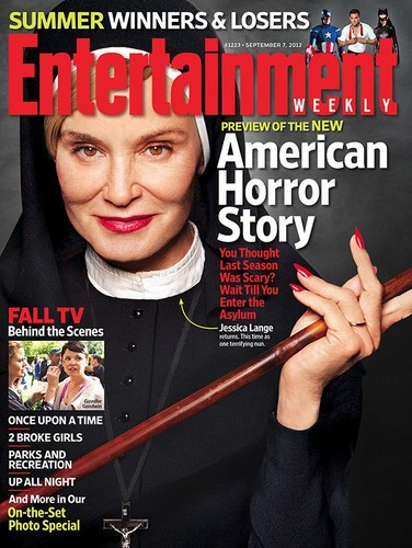 American Horror Story EW 2012