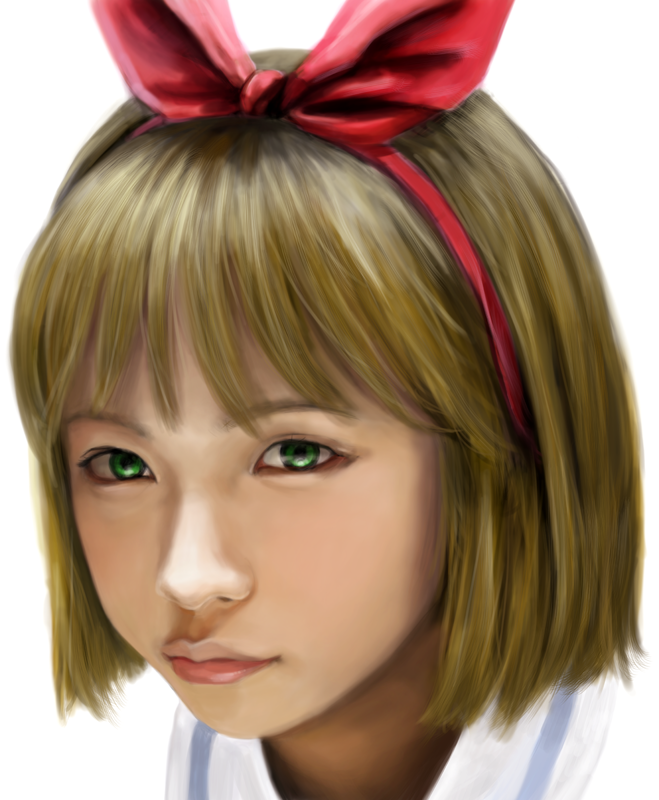 Anime Characters Realistic : Annaka nichijou realistic anime photo  fanpop