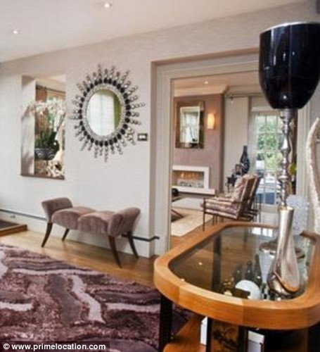 Apparently this is Harry's new house