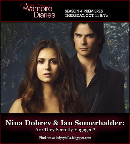 Are Ian and Nina Secretly Engaged?