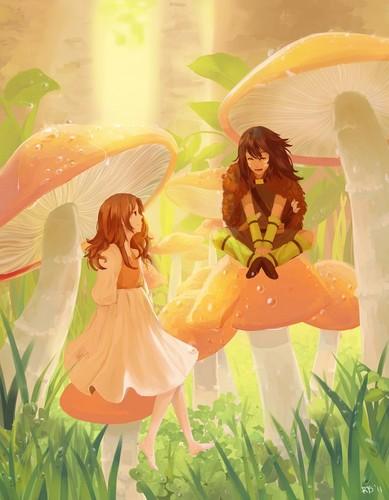 Arrietty x Spiller