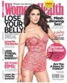 Ashley Greene On Womens Health Mag Cover