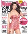Ashley Greene On Womens Health Mag Cover