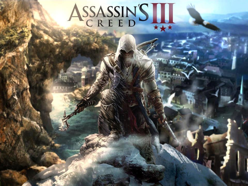 Assassin S Creed 3 The Assassin S Wallpaper 32351444 Fanpop