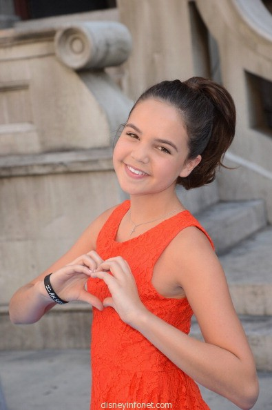 Bailee Madison @ Variety's Power of Youth Event