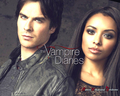 Bamon Wallpaper for Season 4 by Bamon Withdrawal Syndrome  - damon-and-bonnie wallpaper