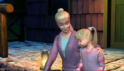 barbie and Kelly in the beginning