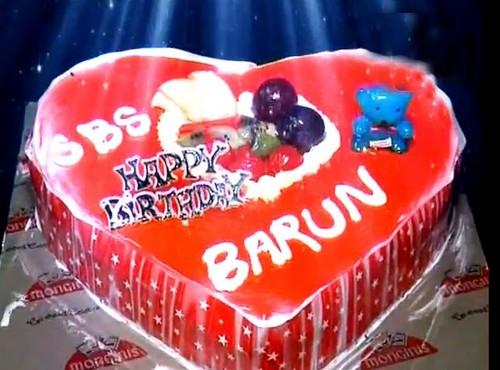 Barun's B'day