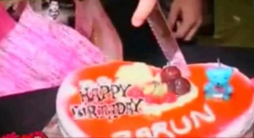 Barun's Birthday