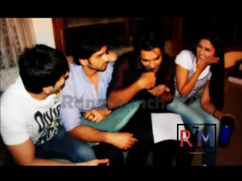 Barun's Rangmuch Interview