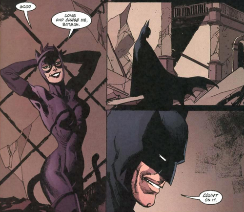 Catwoman And Batman Married