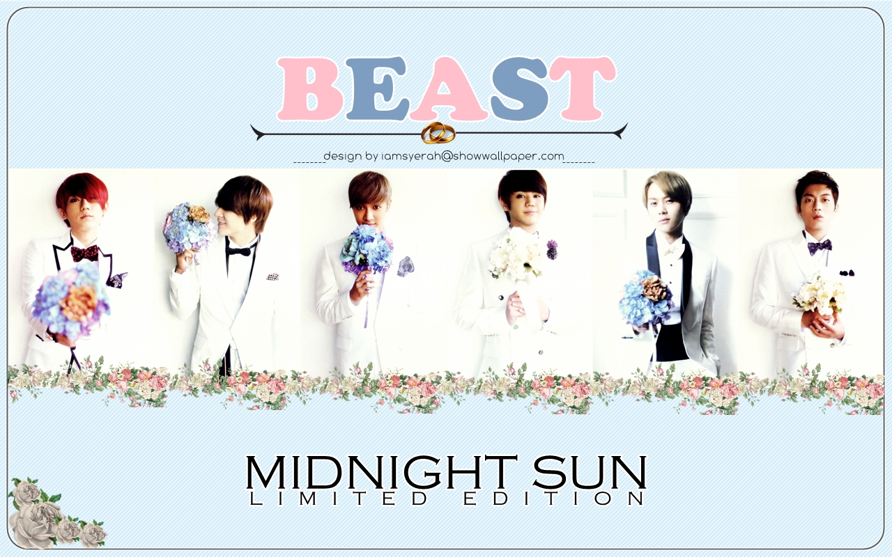 Beast  BEAST/B2ST Wallpaper 32319754  Fanpop