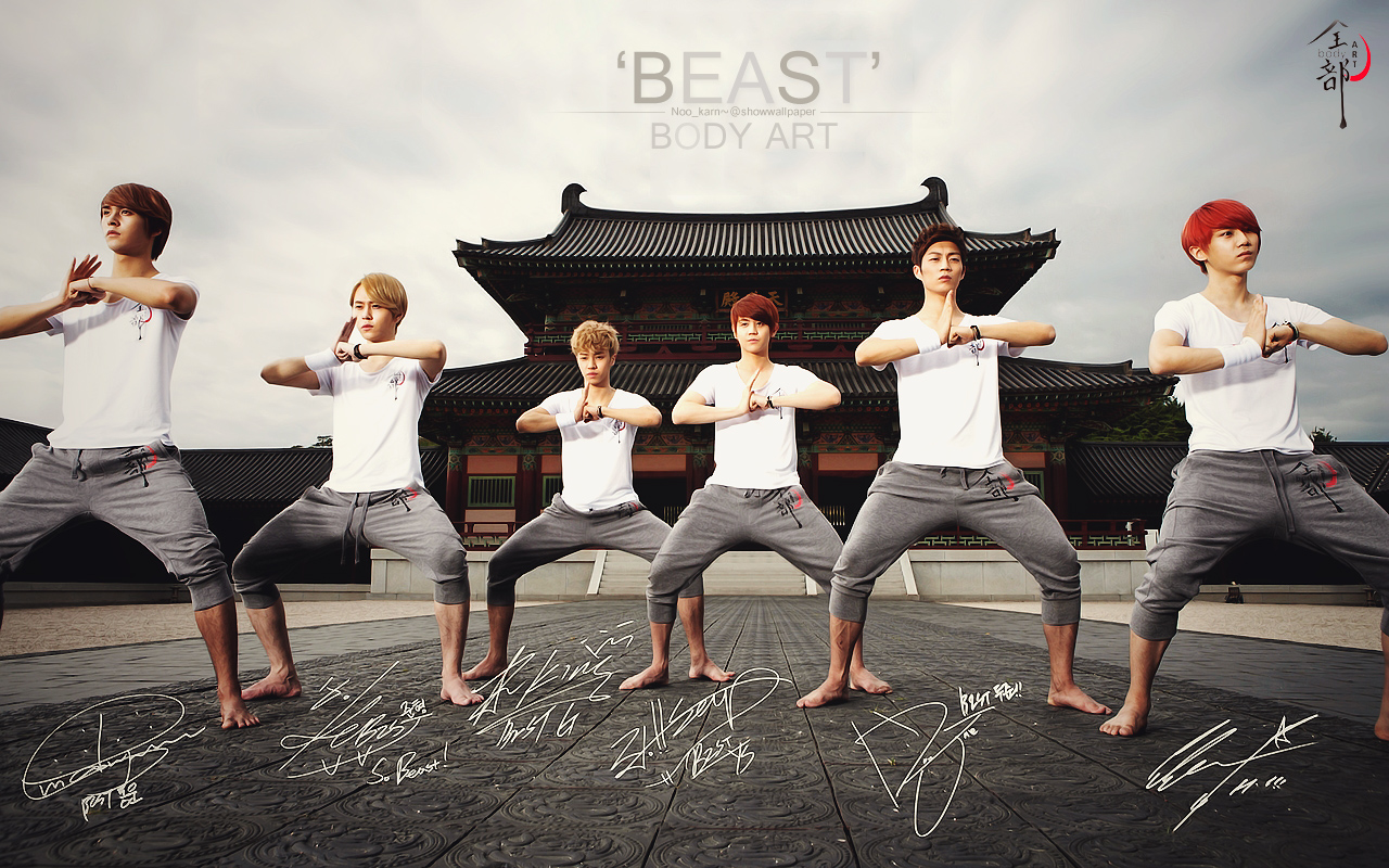 Beast  BEAST/B2ST Wallpaper 32319766  Fanpop