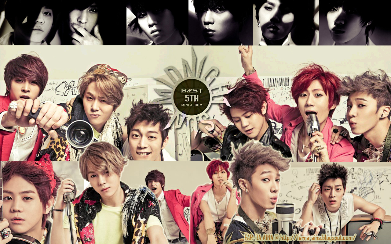 Beast  BEAST/B2ST Wallpaper 32319768  Fanpop