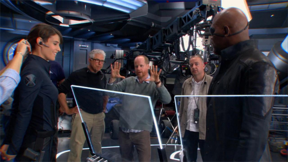 Behind the Scene of Avengers Assemble