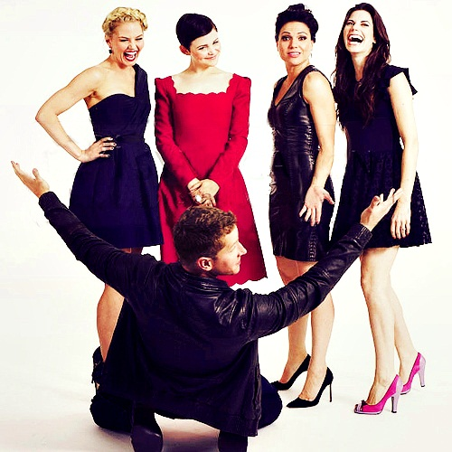 Behold the fairest ladies of OUAT!