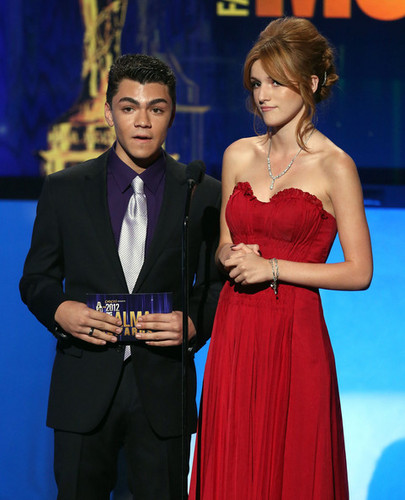 Bella Thorne at the NCLR ALMA Awards,16 september 2012