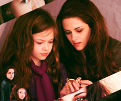 Bella and Renesmee,BD part 2