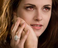 Bella,newborn vampire