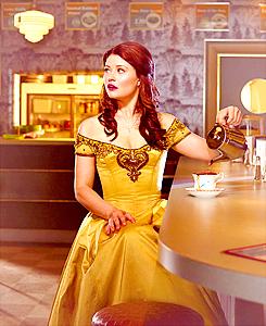 Belle - season 2