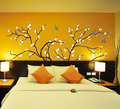Birds Fly in Plum Tree Wall Stickers