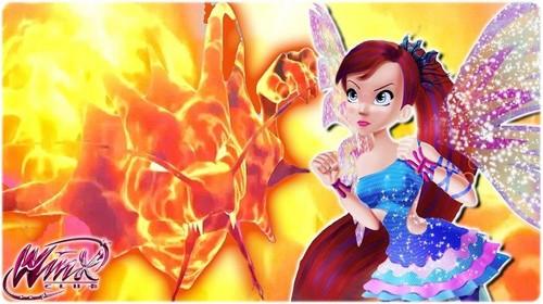 Bloom Sirenix (3D) ~ wallpaper