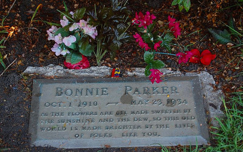 Bonnie Elizabeth Parker (October 1, 1910 – May 23, 1934)