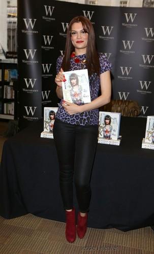 Book Signing Waterstones, London - September 27, 2012