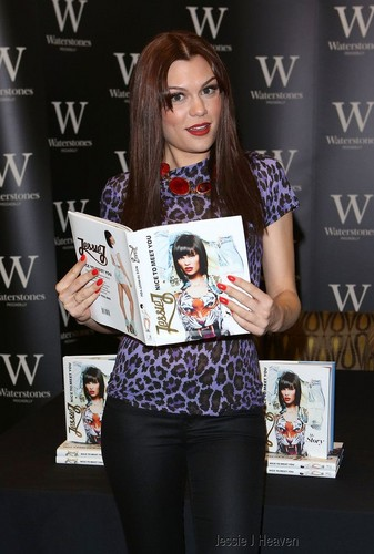 Book Signing Waterstones, London - September 27, 2012