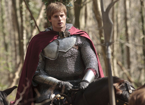 "Bradley James on 'Merlin' future: ""You need to leave on a high"""