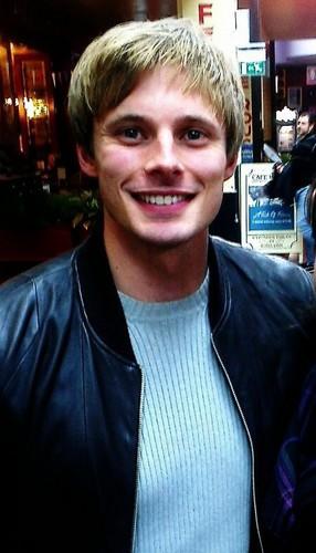 Bradley - October 3, 2012 Cardiff