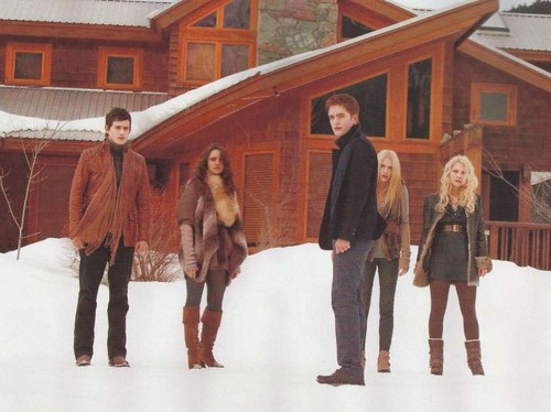 Breaking Dawn part 2 new pics