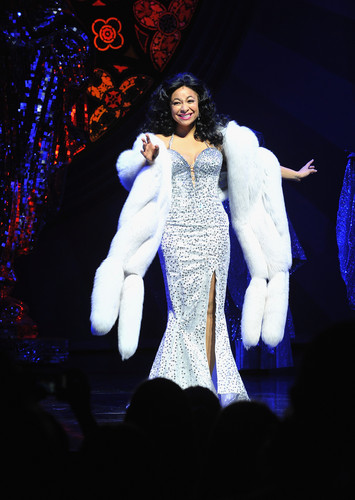 Broadway debut in Sister Act in New York City