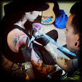 CC's tat - christian-coma photo