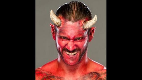 """CM PUNK SHOWS HIS """"DEVILISH"""" SIDE"""