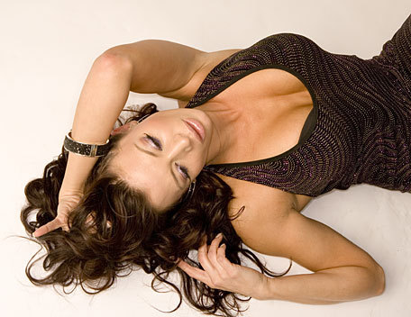 Candice Michelle kertas dinding called Candice Michelle Photoshoot Flashback