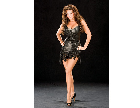 Candice Michelle Photoshott Flashback
